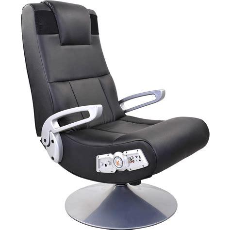x rocker pedestal gaming chair bluetooth wireless