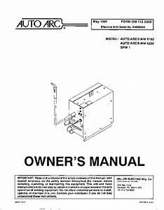 Mw 4150 Manuals