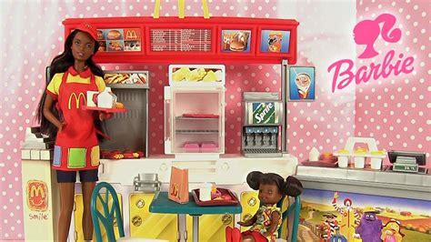 cuisine mcdonald jouet jouets restaurant mcdonald 39 s accessoires poupées mcdo