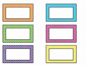 free name tag templates kindergarten come back tomorrow With nameplate template free