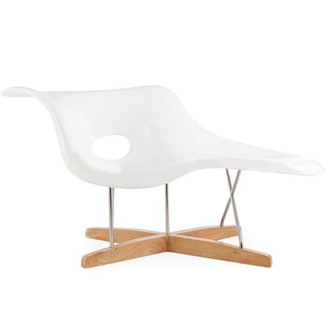 an eames style chaise longue by ciel notonthehighstreet com