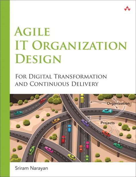 agile  organization design book thoughtworks