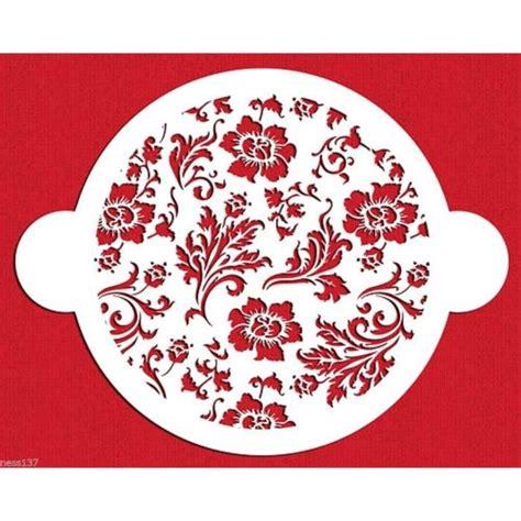 ustensile cuisine discount pochoir gateaux designer pet stencil décoration achat