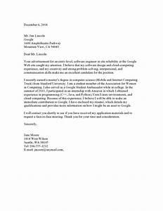 Cover Letter Samples|Vault.com