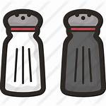 Salt Pepper Icon Premium Icons Svg Lineal