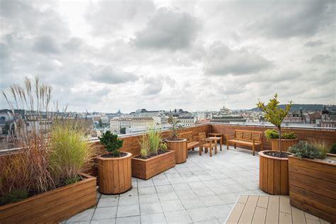 Pflanzen Für Dachterrasse by Dachterrasse Pflanzen Winterhart Wohn Design