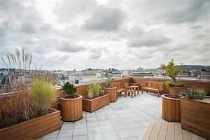 Pflanzen Für Dachterrasse : dachterrasse bepflanzen die sch nsten pflanzen f rs dach ~ Michelbontemps.com Haus und Dekorationen