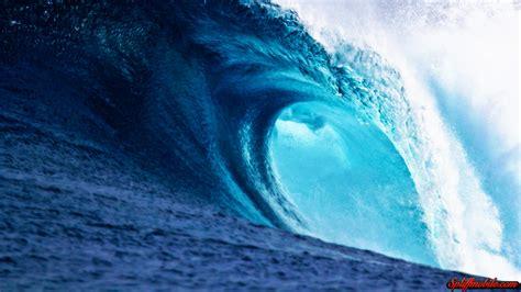 hd ocean wave wallpaper