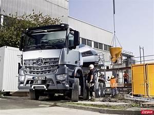 Video De Camion De Chantier : arocs le nouveau chantier mercedes l 39 argus ~ Medecine-chirurgie-esthetiques.com Avis de Voitures