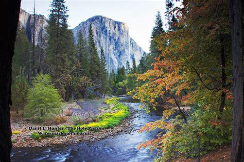 Yosemite Autumn, El Capitan
