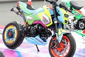 200+ Custom 2017 Honda Grom / MSX 125 Pictures | Photo ...