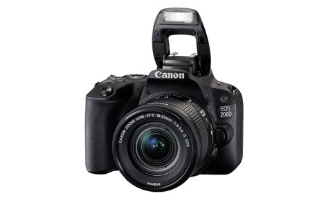new mid range eos 200d dslr from canon digital