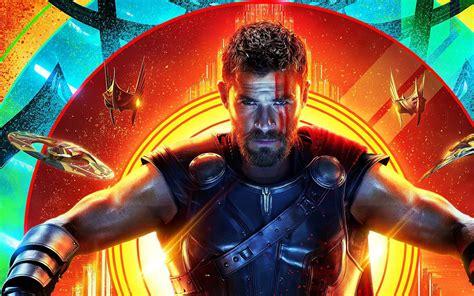 Thor Background Chris Hemsworth As Thor Hd Wallpaper