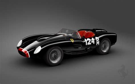 Sports Car, Vintage Car, Ferrari 250, Jaguar D