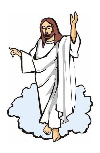 Coming Second Jesus Clipart Cliparts Becoming Bearer