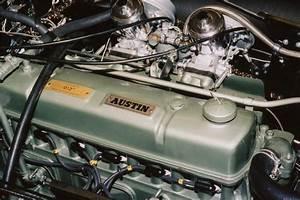 1967 Austin-healey 3000 Mark Iii Bj8 Roadster