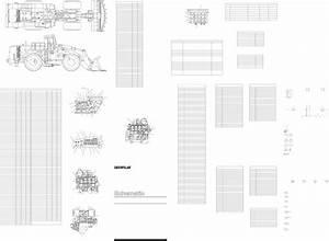 Wheel Loader Wiring Diagrams