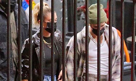 Justin Bieber & Wife Hailey Go Club Hopping During a ...
