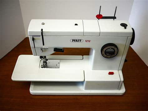 Sold! Pfaff 1212 Sewing Machine  The Constant Garage Sale