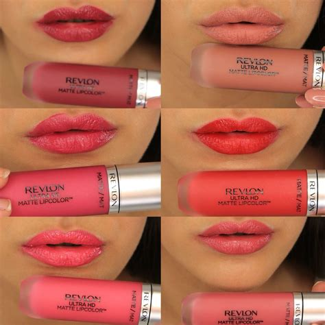 the balm eyeshadow revlon ultra hd matte lip colors i am in with this