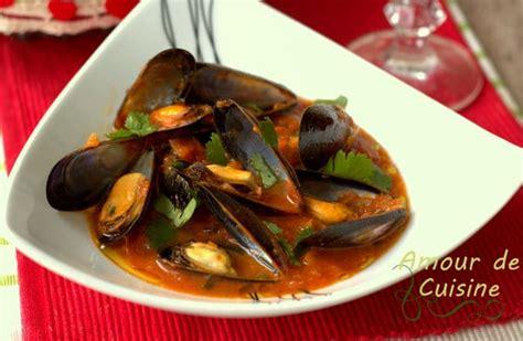 moules  la provencale sauce tomate amour de cuisine