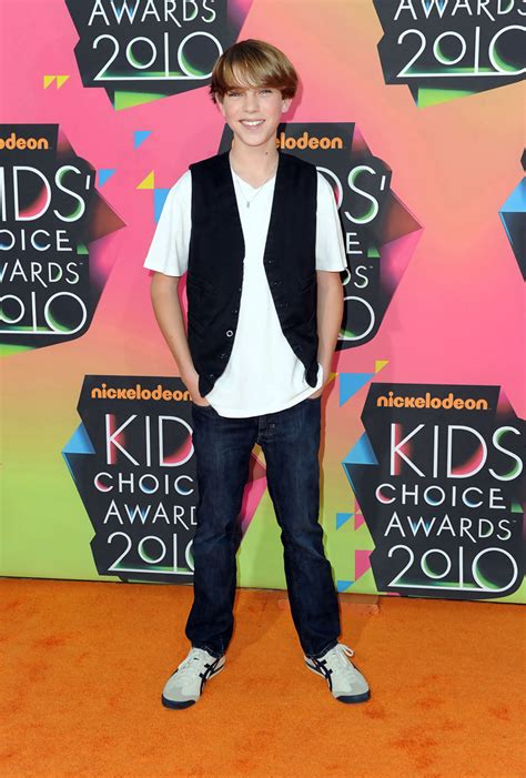 chase ellison nickelodeons annual kidschoice