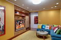 tv room design 20 Small TV Rooms That Balance Style with Functionality