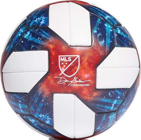 adidas 2019 MLS Official Match Ball in 2020 | Soccer ball ...