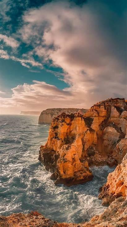 Iphone Nature Ocean Rocks Wallpapers Iphones November