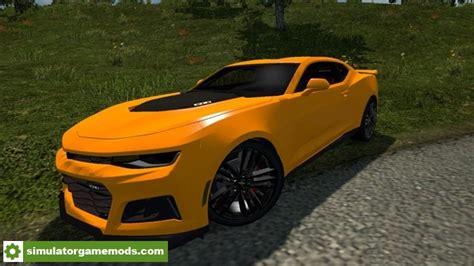 Ets Chevrolet Camaro Car Mod