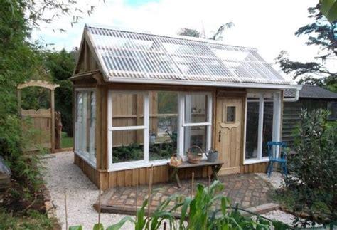 easy  effective diy greenhouse structures ecofriend