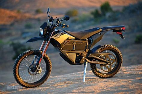 The Electric Motorcycle Company