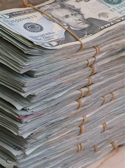 Money Stack Stacks Cash Racks Wealth Safe