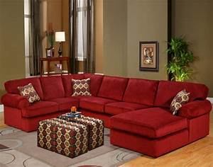 Red corduroy sectional sofa wwwenergywardennet for Red corduroy sectional sofa