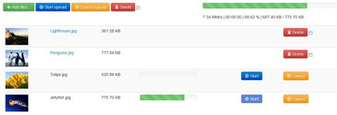 Multiple File Upload Jquery Drag And Drop