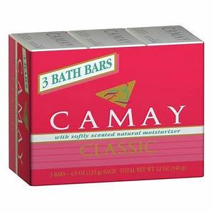 Camay Soap 12-pack, Pink Classic Softly Scented Beauty Bar ...