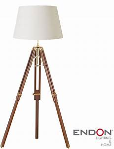 Decor awesome tripod lamp for interior lighting ideas for Royal marine tripod floor lamp antique brass