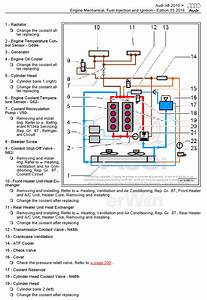 3 0l V6 Coolant Routing Diagram