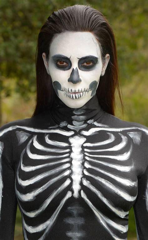 celeb skeleton makeupheres      news
