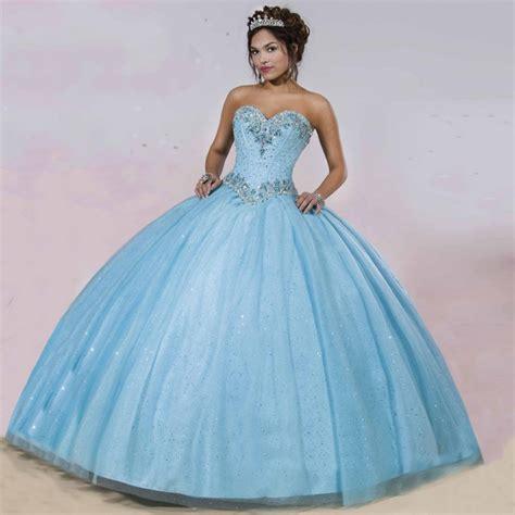 light blue 15 dresses popular baby blue quinceanera dresses buy cheap baby blue
