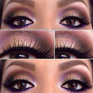 12 Easy Ideas For Prom Makeup For Hazel Eyes - Gurl.com ...