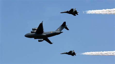 indian air force su  mki    globemaster iii hd