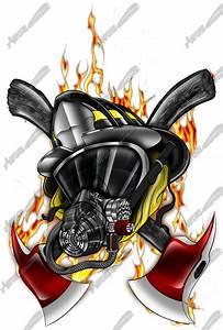 Coole Feuerwehr Hintergrundbilder : k t qu h nh nh cho firefighter skull phoenix of fire bombeiro tatuagem de bombeiro ideias ~ Buech-reservation.com Haus und Dekorationen