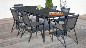 Table De Jardin Extensible Aluminium : salon de jardin bas mobilier de jardin bas mobilier de ~ Teatrodelosmanantiales.com Idées de Décoration