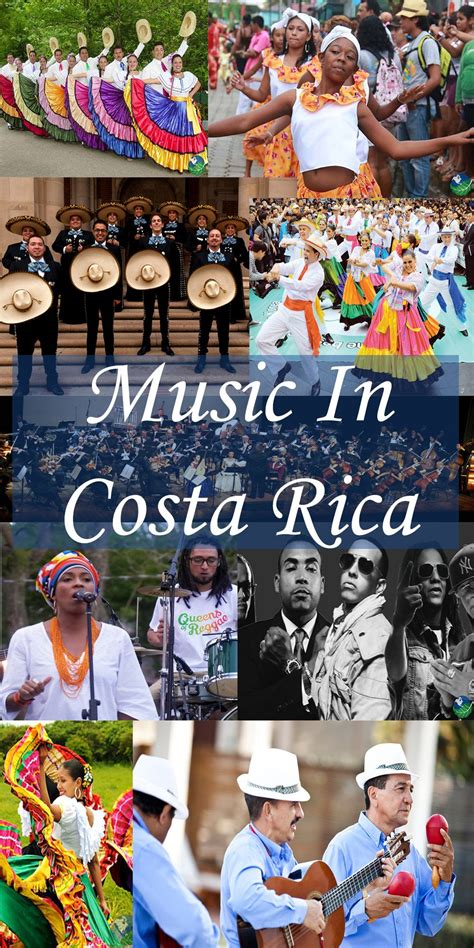 As in most latin american countries, music is a integral part of costa rican culture. Music is all over Costa Rica and has stemmed from many different cultures you will enjoy the ...