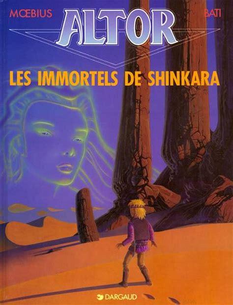 Altor Tome 4, Immortels De Shinkara (les)  Bd Éditions