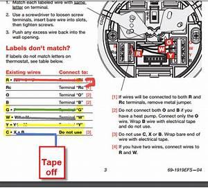 I U2019m Wiring A Trane Xe80 Furnace To A Honeywellct87n