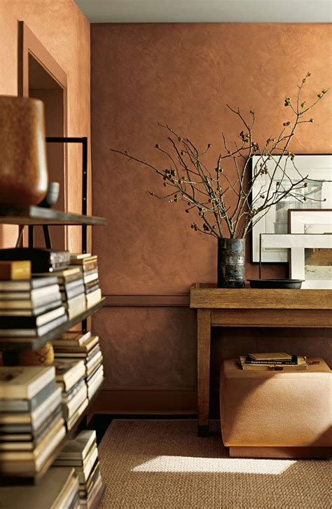 texture your walls to evoke the of brushed suede