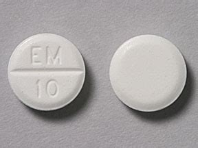 Or, start one if you don't already have one. EM 10 Pill Images (White / Round)
