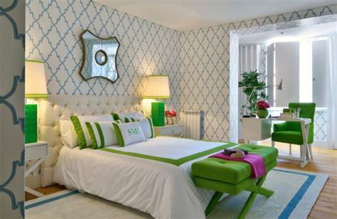 schöne tapeten für schlafzimmer tapeten schlafzimmer ideen und vorschl 228 ge f 252 r ein